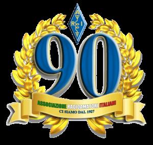 Diploma Stazioni Marconiane Italiane ARI 90 Anni