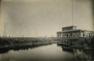 La stazione radiotelegrafica di Coltano