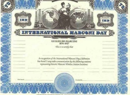 International Marconi Day