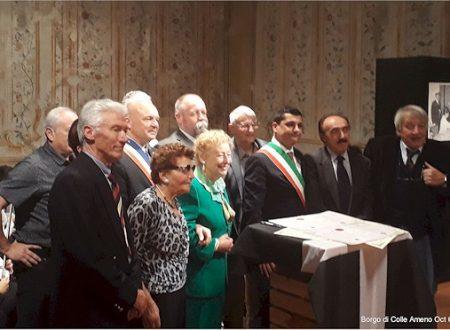 50° anniversario gemellaggio Sasso Marconi – Helston