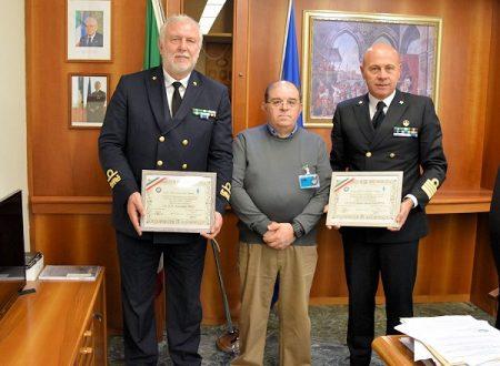 La IY7M ringrazia Capitaneria di Porto e Guardia Costiera di Bari