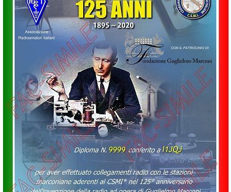 Risultati Diploma 125 Anni Invenzione della Radio